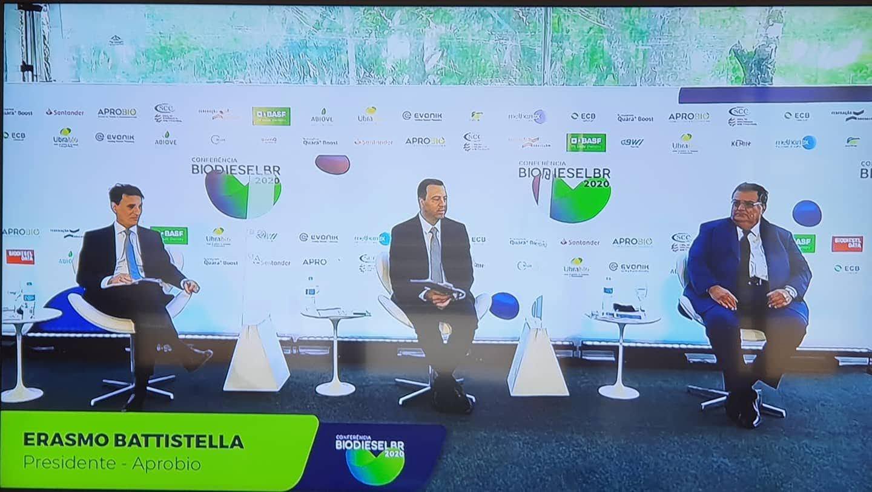 Conferência BiodieselBR: Biodiesel sai fortalecido em ano difícil e está pronto para superar novos desafios