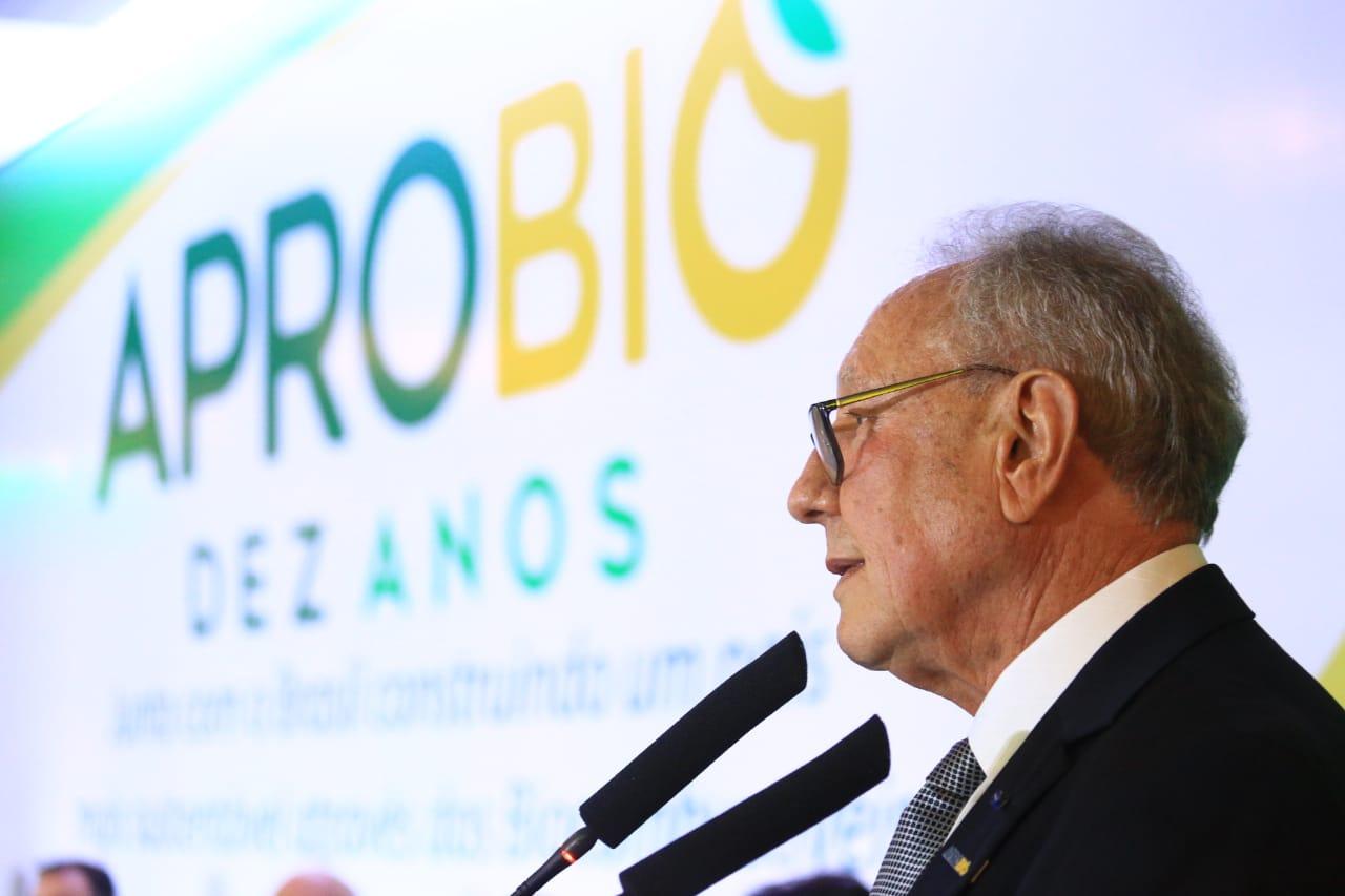 Ministros, autoridades e parlamentares destacam a importância do biodiesel em celebração dos dez anos da APROBIO em Brasília