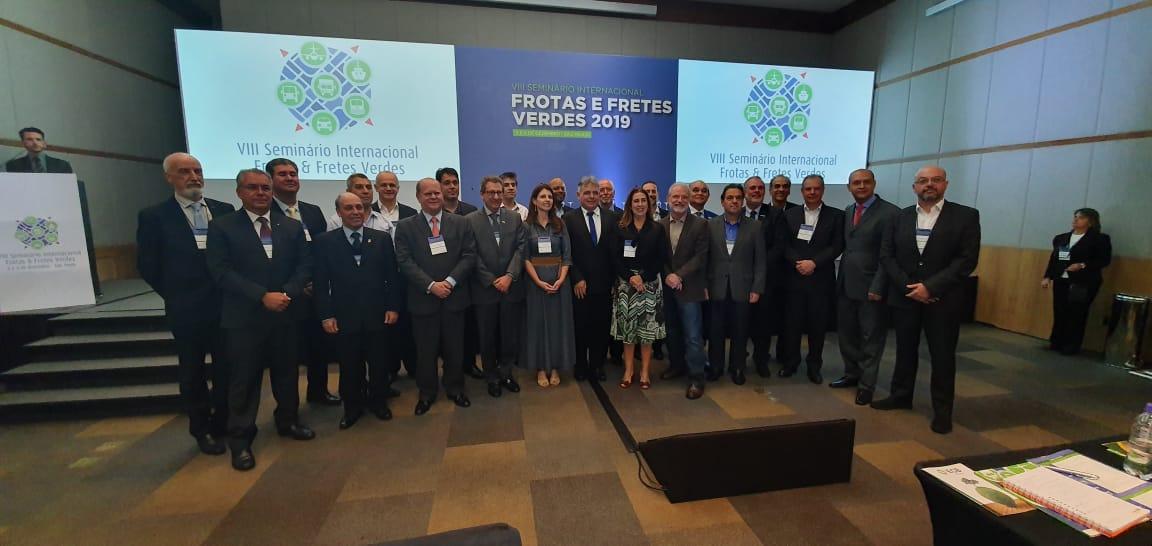 Com apoio da APROBIO, Frotas & Fretes Verdes 2019 debate soluções integradas para substituição do diesel fóssil e uso dos biocombustíveis
