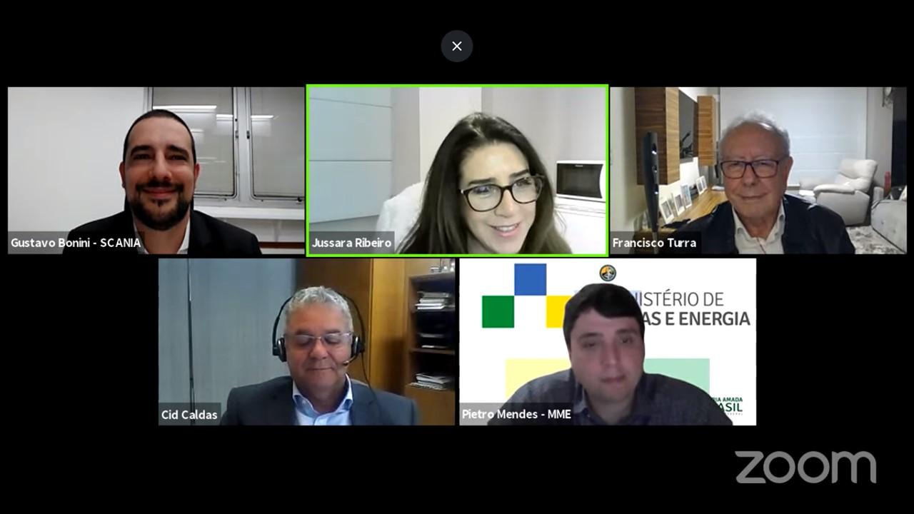 Francisco Turra destaca importância de biodiesel em evento sobre agronegócio brasileiro e a geração de energia para o transporte
