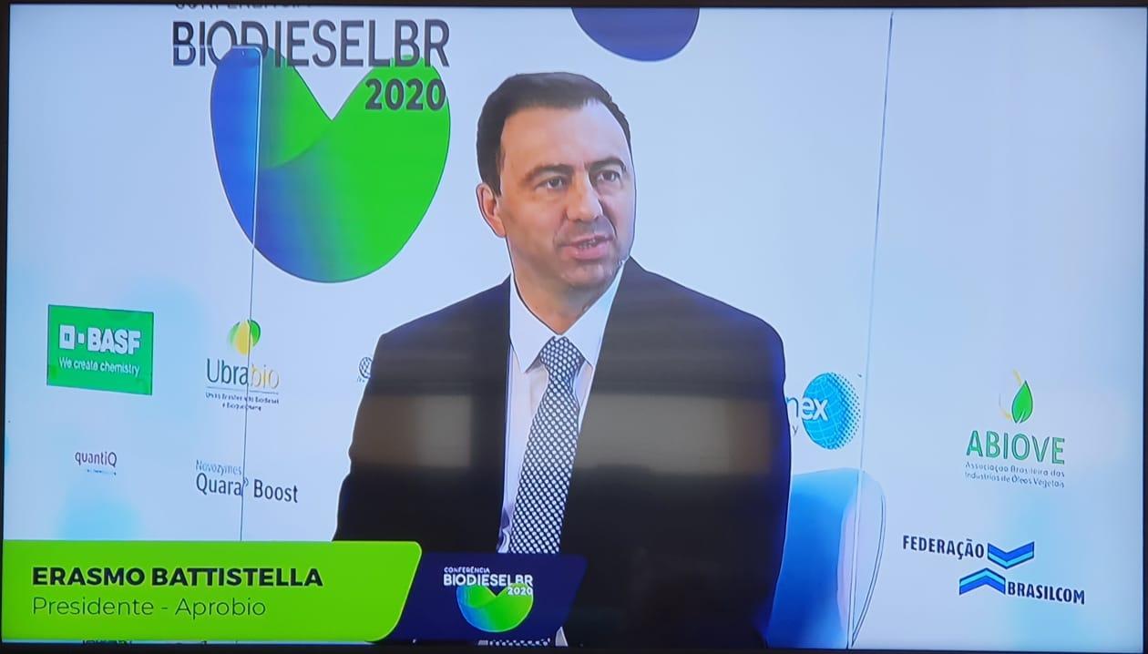 Conferência BiodieselBR: APROBIO debate os desafios da transição e o futuro do biodiesel na transformação energética