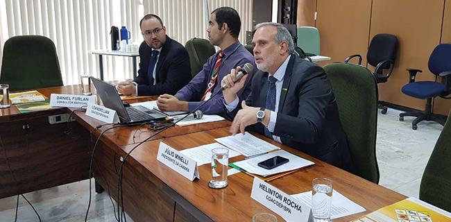 Câmara Setorial da Cadeia Produtiva de Oleaginosas e Biodiesel discute metas de inovação para o setor