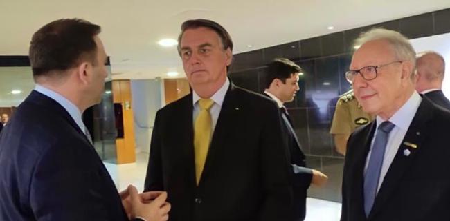 APROBIO homenageia presidente Jair Bolsonaro pelo apoio e reconhecimento da importância do biodiesel para o país