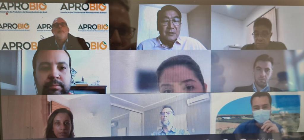 APROBIO destaca o processo seguro de avanço da mistura do biodiesel durante a 35ª Reunião Ordinária da Câmara Setorial da Cadeia Produtiva da Palma de Óleo