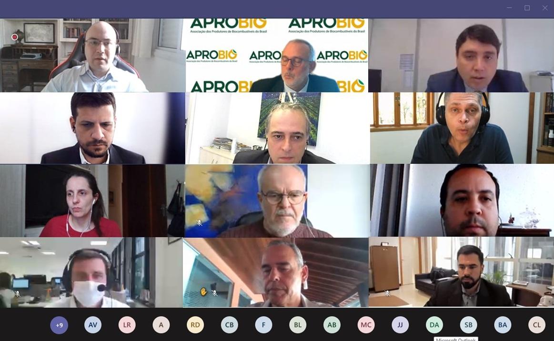 41ª Reunião da Câmara Setorial das Oleaginosas e Biodiesel discute qualidade e competitividade no mercado de biodiesel